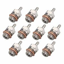 10 x 70117 N3 Glow Plug #3 Spark Hot Nitro Engine Traxxas OS RC HSP 1:10th Car