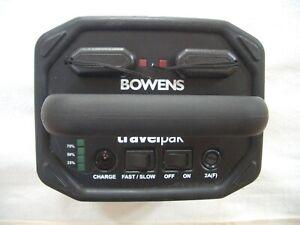 BOWENS LARGE TRAVELPAK POWER CHARGER.
