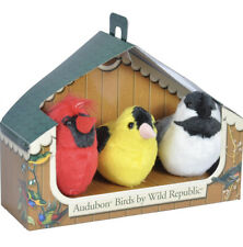 Wild Republic Audubon Birds Collection with Authentic Bird Sounds, Northern Card