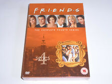 Friends - The Complete Fourth Season 4 - NEW / SEALED UK DVD SET 4th Series Four