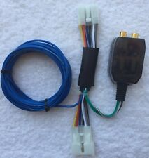 Toyota Lexus Scion Factory Radio Add A Subwoofer Amplifier Plug & Play Harness