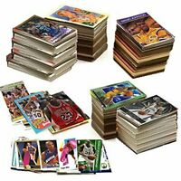 HUGE LOT: 600 NBA Basketball Cards in a Gift Box w/ 1 Sealed Pack & Jordan Card