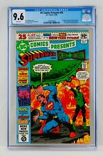 DC Comics Presents #26 CGC 9.6 White Pages First Appearance Teen Titans 1st APP