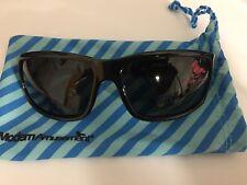 New Von Zipper Modern Amusement - Not Such A Big Deal Black - Gray Sunglasses