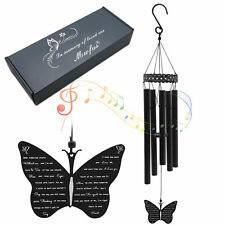 Sympathy Wind Chimes Memorial Outdoors Windchimes Gift for Loss of Loved One