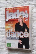 Jade's Dance Workout (DVD), Region-4, Like new, free shipping