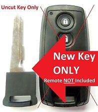 uncut key blade KBRTS003 keyless remote entry fob transmitter fob intelligent