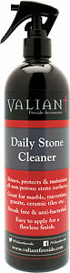 Valiant Daily Stone Cleaner for Marble, Granite and Tiled Surfaces - FIR152
