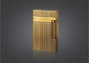 S.T. Dupont lighter Memorial lighter Bright Sound Golden lighters