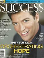 Success Magazine Harry Connick Jr Ford Ambition Business Comebacks Work Culture
