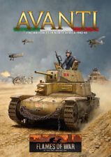 AVANTI (Mid War italien Relié) - FLAMES OF WAR - fw244 - MAINTENANT