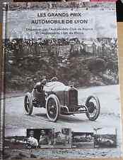 LYON  les G.P. de l'ACF  1914 .1924. 1947 / bugatti delage sunbeam alfa romeo..
