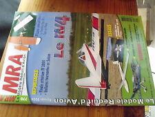 µµ Revue MRA n°770  Plan encart 2 plan Tout en Plume Fouchtra  / Aerofly Pro RV4