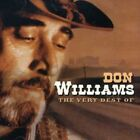 Don Williams - Very Best Of / Greatest Hits - CD NEW & SEALED 23 Tracks