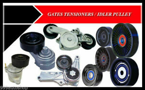 Gates Tensioner Pulley FIT HOLDEN RODEO R7 3.2L V6 DOHC 1997-On