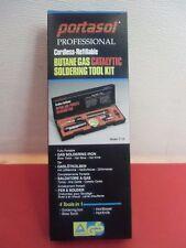 Portasol P-1K, Professional Gas Soldering Iron Kit