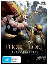 Thor & Loki - Blood Brothers (DVD, 2011) - Brand New R4