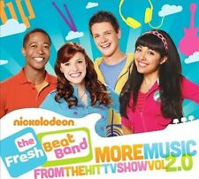 The Fresh Beat Band Vol 2.0: More Music From The Hit TV Show 2012 by . EXLIBRARY