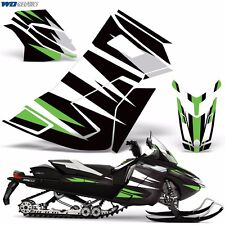 Rev XR Decal Graphic Kit Ski Doo Skidoo Sled Parts Snowmobile Wrap Summit 13+ MO
