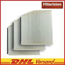 3x Filteristen Innenraumfilter Pollenfilter Mercedes A (W176) B (W246)