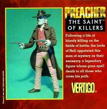 2000 DC DIRECT PREACHER THE SAINT OF KILLERS ACTION FIGURE SET VERTIGO AMC TV