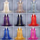 wholesale Cotton Tassel Long Soft Pashmina Hijab Scarf Scarves Wrap Stole Shawl