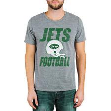 NEW YORK JETS NFL JUNKFOOD MENS JETS FOOTBALL SHORT SLEEVE SHIRT SMALL