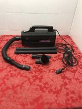 Oreck Xl Type 3 Canister Handheld Vacuum Cleaner with Attachment - Hand Held Vac
