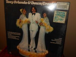 Tony Orlando & Dawn - Greatestest Hits 1975 Rock New Still Sealed LP