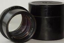 Russian Large format lens INDUSTAR 37 4,5/300 ( P ) wooden camera FK FKD lomo