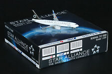 JC Wings 1:400 ANA All Nippon Airways Boeing B737-800w 'Star Alliance' JA51AN