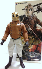 "Medicom ROCKETEER Real Action Heroes Action Figure 1/6 Scale 12"" NIB"