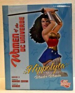 Women of the DC Universe Hippolyta as Wonder Woman Limited Ed Bust MIB 1507/2000