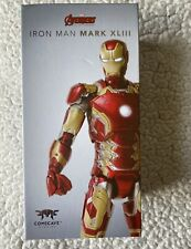 Comicave Iron Man mk 43 XLIII US Seller, genuine, scales w/ SH Figuarts