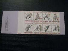 Sweden Stamp Booklet Mint 1984 SG SB376 Christmas.Birds