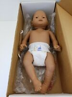 RealCare BTIO Baby G5 Think It Over Doll Hispanic Mexican Male Head Support