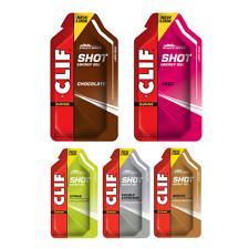 Clif Shot Energy Gels - 37g Energy Gel (6, 12 Packs)