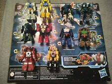 Transformers War for Cybertron Siege Micromaster 10 Pack Target Complete Set 100