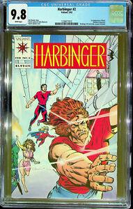 Harbinger #2 (Feb 1992, Acclaim / Valiant) - CGC 9.8
