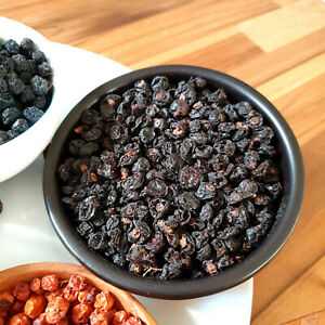Organic BLACKCURRANT whole FRUIT berry natural sun dried berries tea cake gin