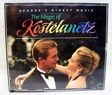 The Magic Of Kostelanetz Reader's Digest 4 CD Set USED CDs