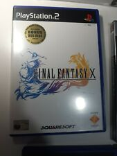 Final Fantasy X 10 Cib ps2 MINT