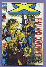 X-Factor #106 (Sep 1994 Marvel)Phalanx Covenant Collector's Edition Roger Cruz E