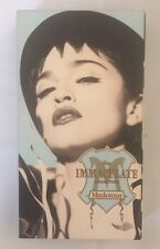 Madonna - The Immaculate Collection (VHS, 1990)