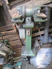 "Marathon Model 7222-6401 Electric Tool Bit Sharpener, 1/2Hp, 6"" Wheels"