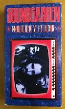 Soundgarden Motorvision VHS 1992 Tested