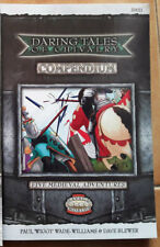 Savage Worlds Daring Tales of Chilvary Compendium Triple Ace Games