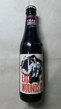 Crazy Carabao Brewery EXIT WOUNDS STRONG BEER COLECTIBLE 330mlBOTTLE For Display