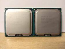 Par de procesador CPU de Apple 2.8GHz Quad Core E5462 Mac Pro 3.1 inclinado principios de 2008