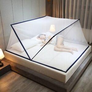 Foldable Bottomless Mosquito Net Portable Anti-mosquito net window Tent Folding